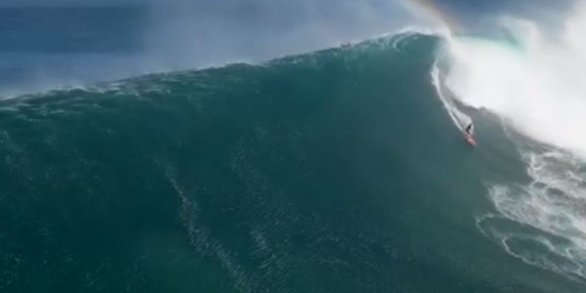 Massive swell plus tracking a front later this week