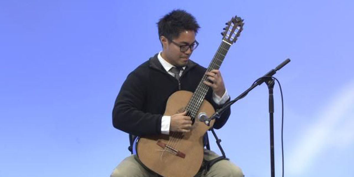 Concert at UH Manoa to support school's guitar program