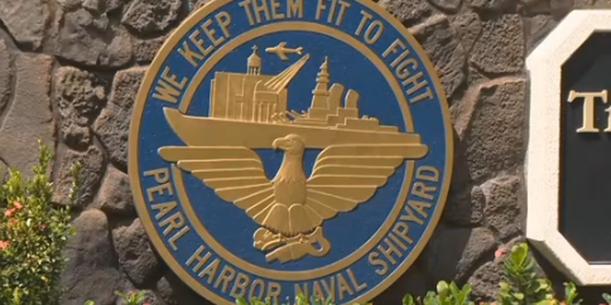 Pearl Harbor, other shipyards exempt from federal hiring freeze