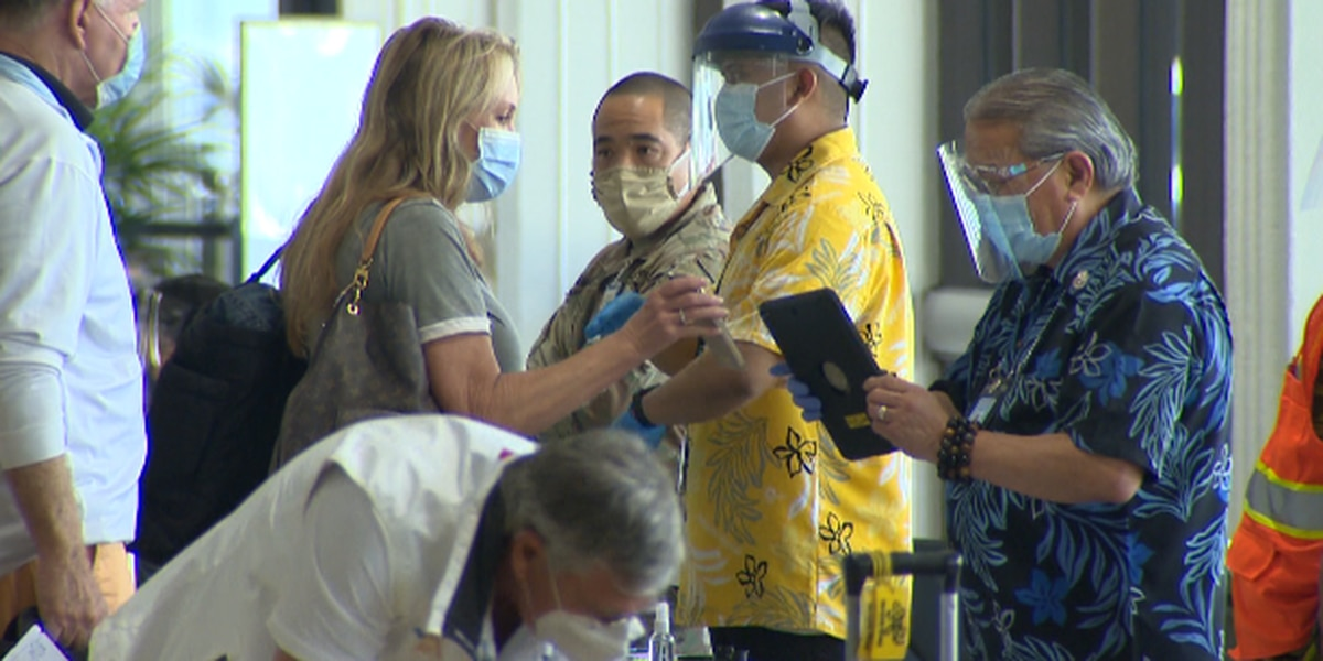 Lawmakers push for two tests for travelers, reduced quarantine time