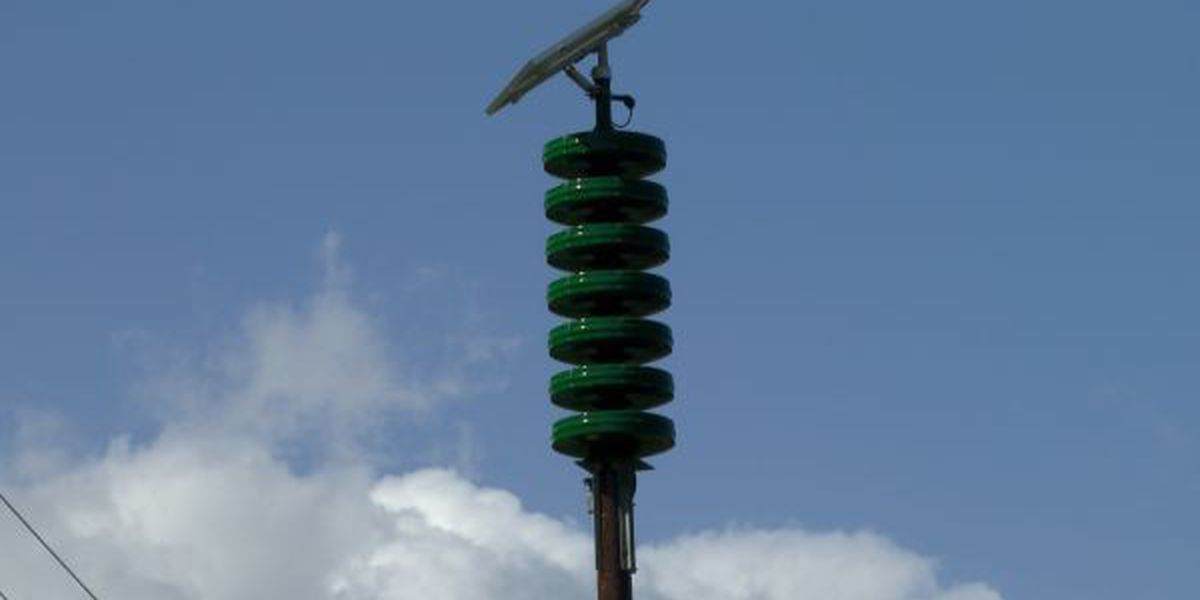 Monthly siren testing takes place across state