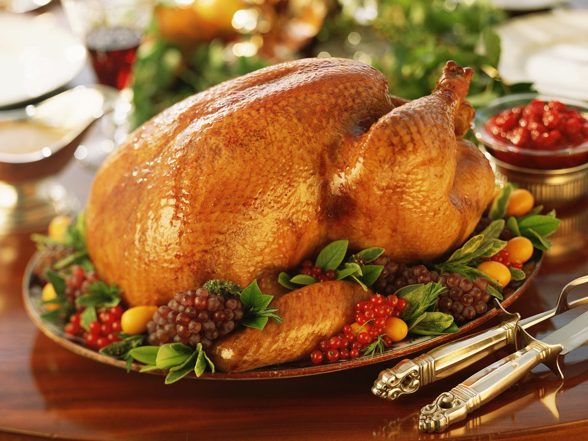 Here's what a Thanksgiving meal (on the mainland) costs this year