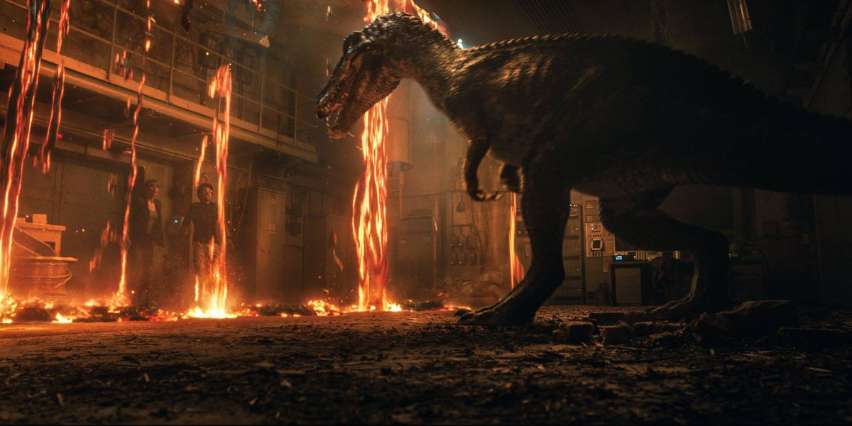 'Jurassic World: Fallen Kingdom' had a dinosaur-sized impact on Hawaii's economy