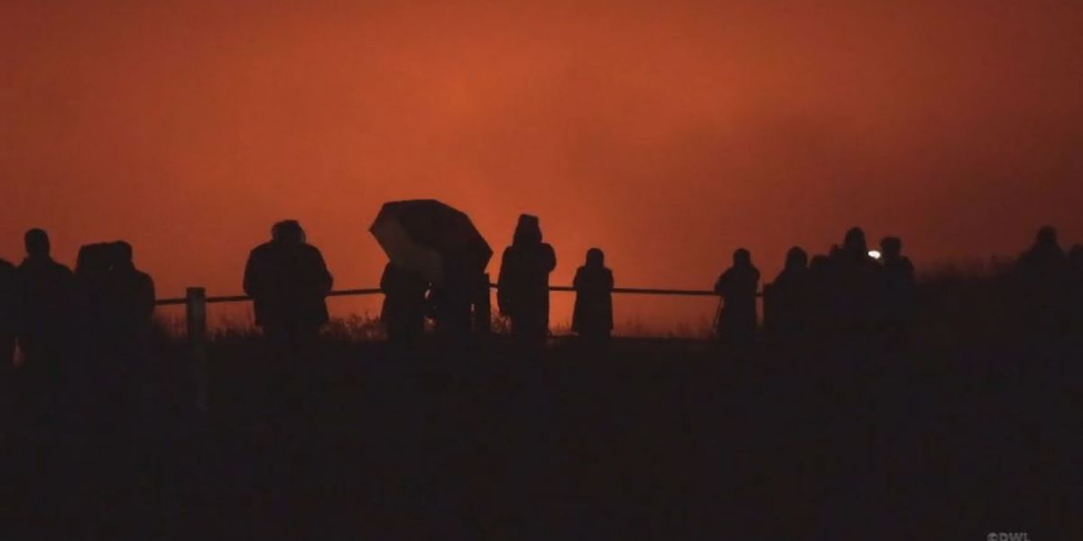 Scientists were expecting an eruption at Halemaumau crater, but not so soon
