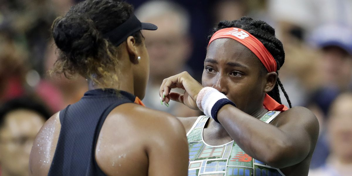 15-year-old American Gauff's US Open run ends against Osaka