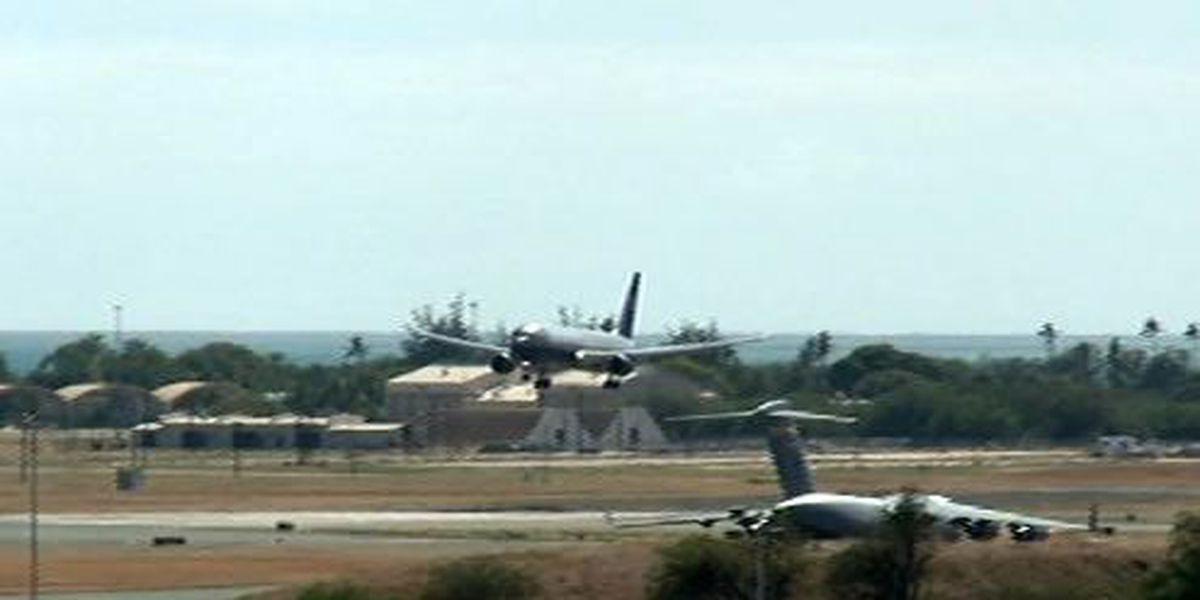 California-bound flight forced to turn around