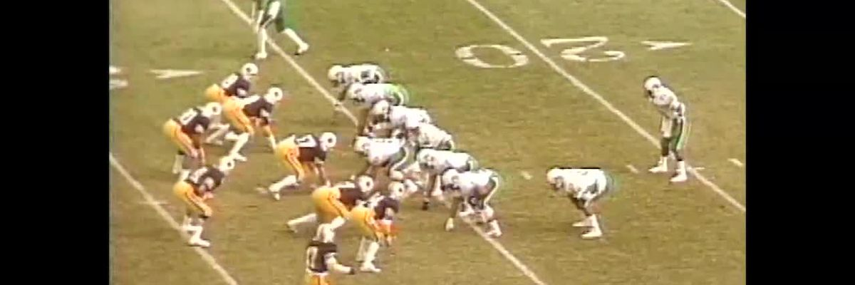 University of Hawaii (Football) vs. Wyoming (1985)