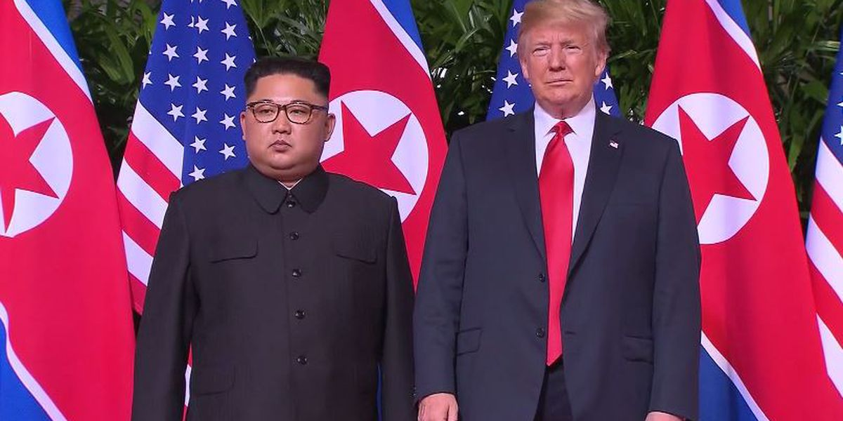 Trump touts 'good' relationship with North Korea's Kim in State of the Union