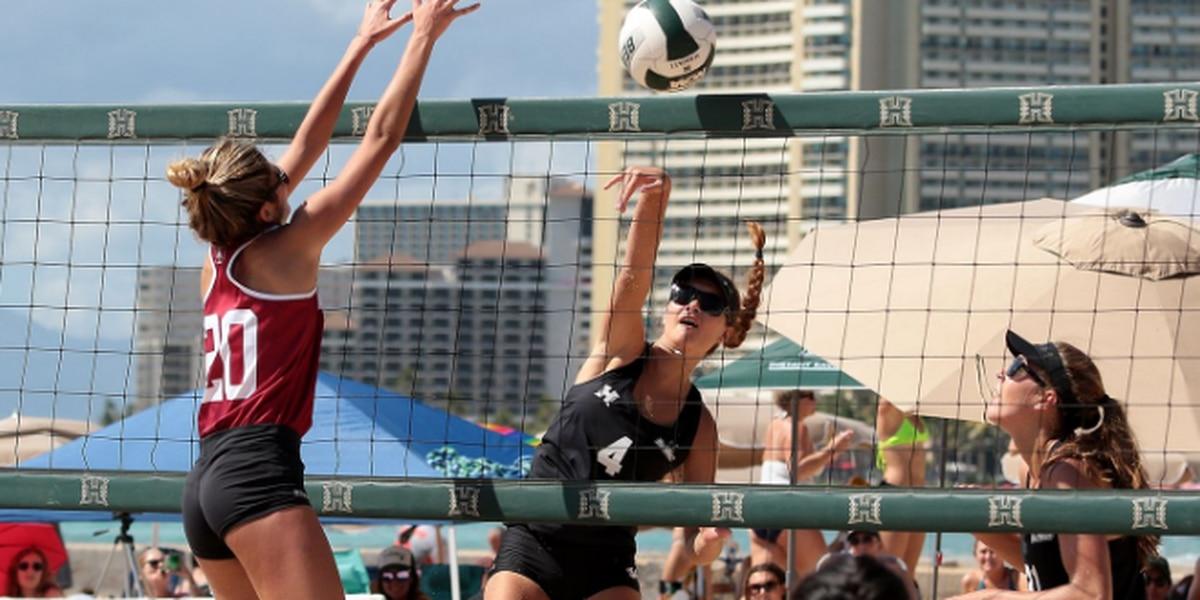 SandBows take third in Outrigger Duke Kahanamoku Beach Classic