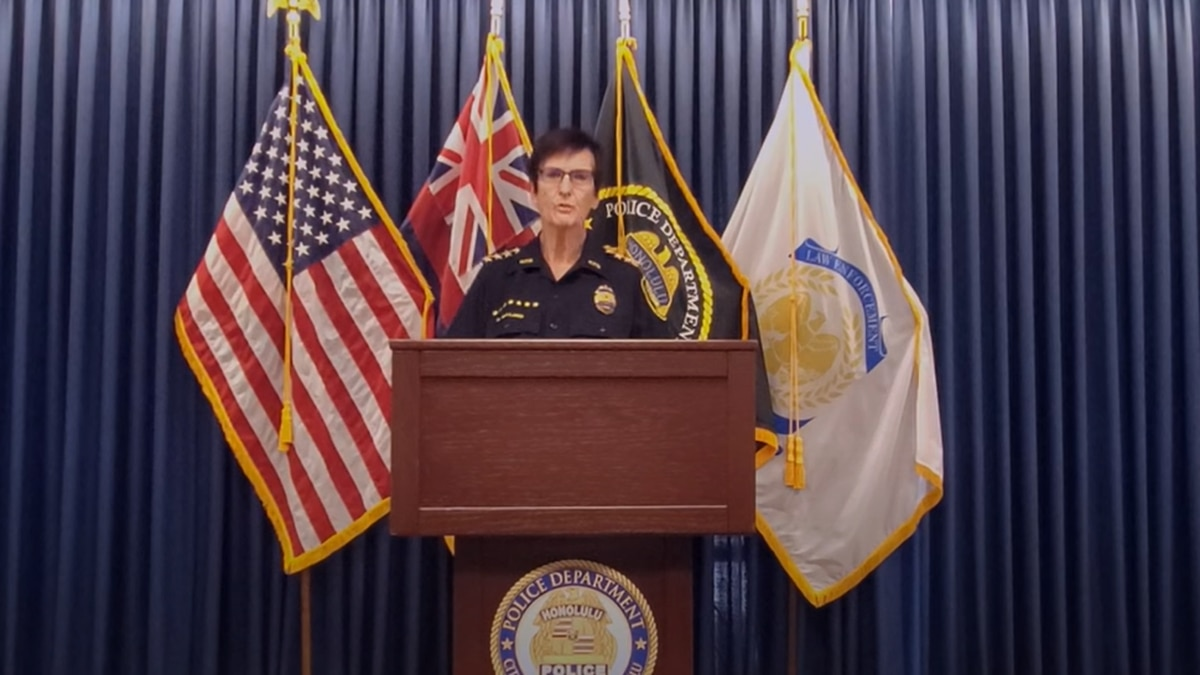 Police commissioners lay groundwork for lengthy process of finding new HPD chief