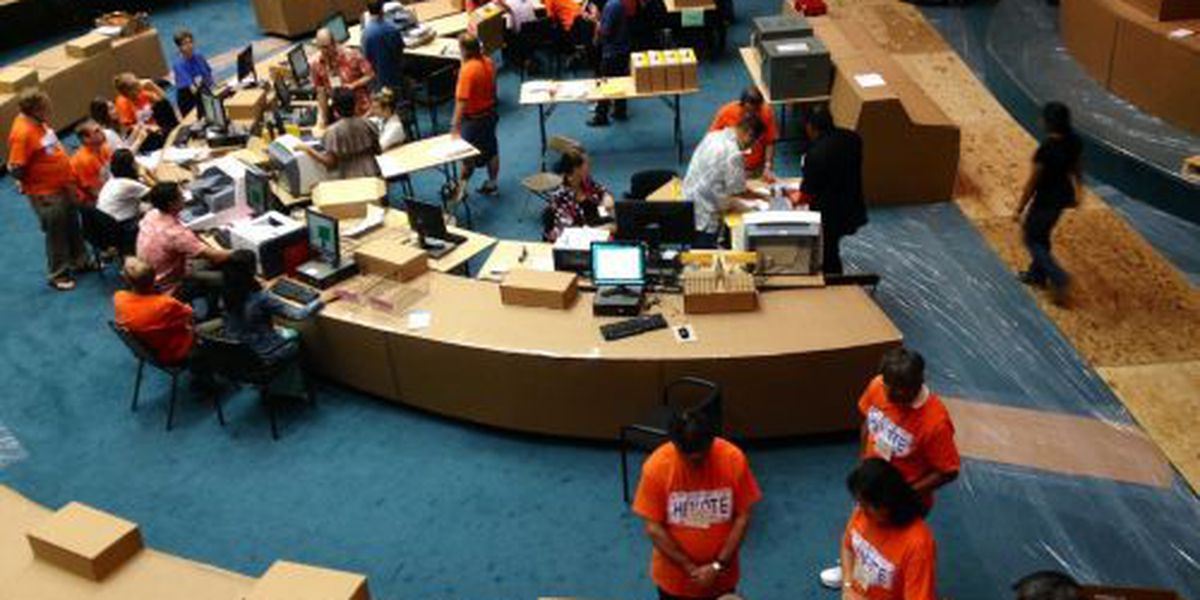 Absentee voting up more than 12 percent in Hawaii