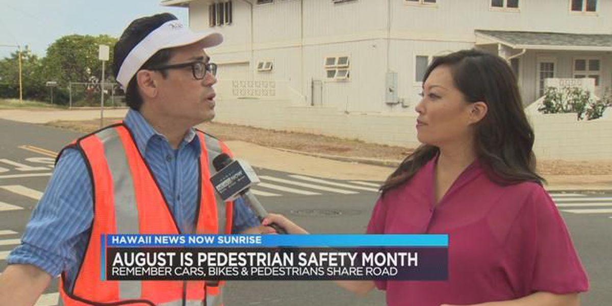 Back to school - Crosswalk Safety