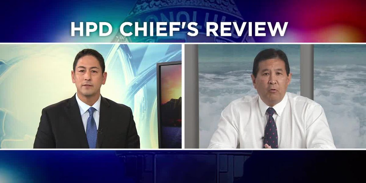 Former federal agent says pandemic was 'true test' of HPD chief's leadership, management