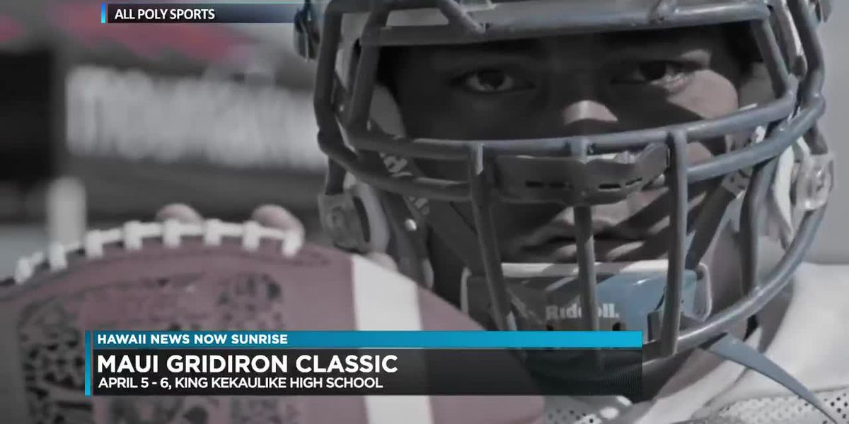 High school students to compete in Maui Gridiron Classic next month