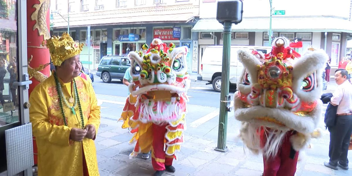 Chinatown rings in the Year of the Boar with return of block party, parade