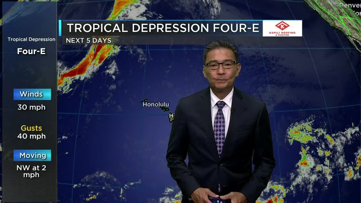 HNN Morning Web Weather Tuesday, June 30, 2020
