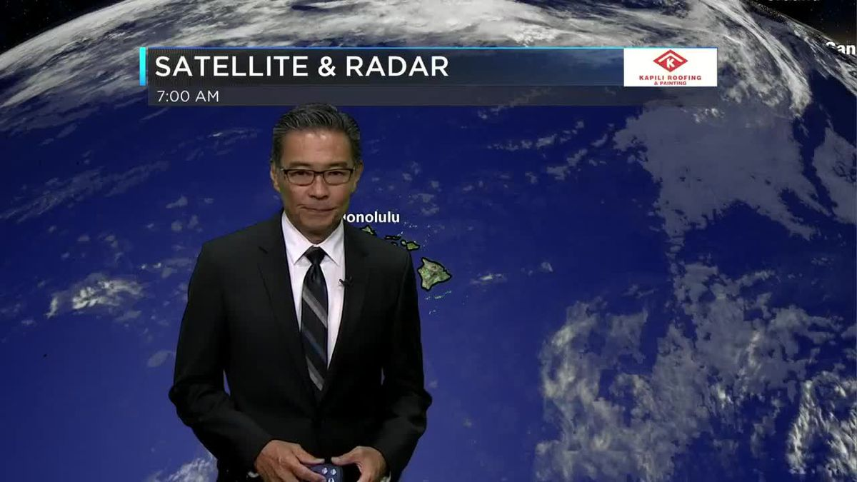 HNN Morning Web Weather Friday, May 29, 2020