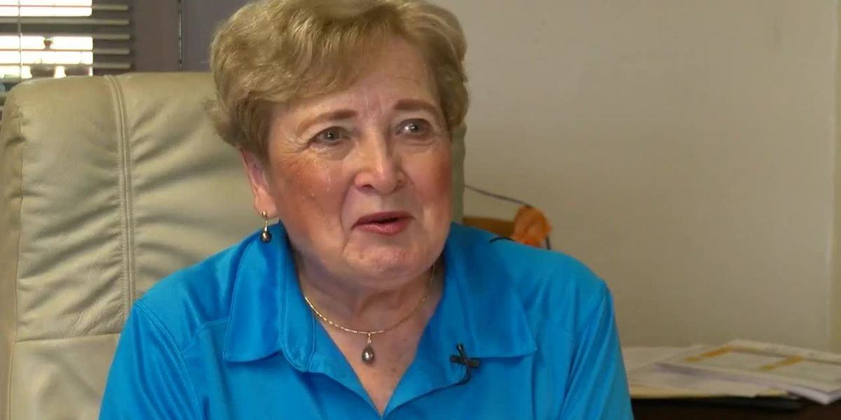 On the doorstep of retirement, Betty White reflects on 48 years at Sacred Hearts Academy