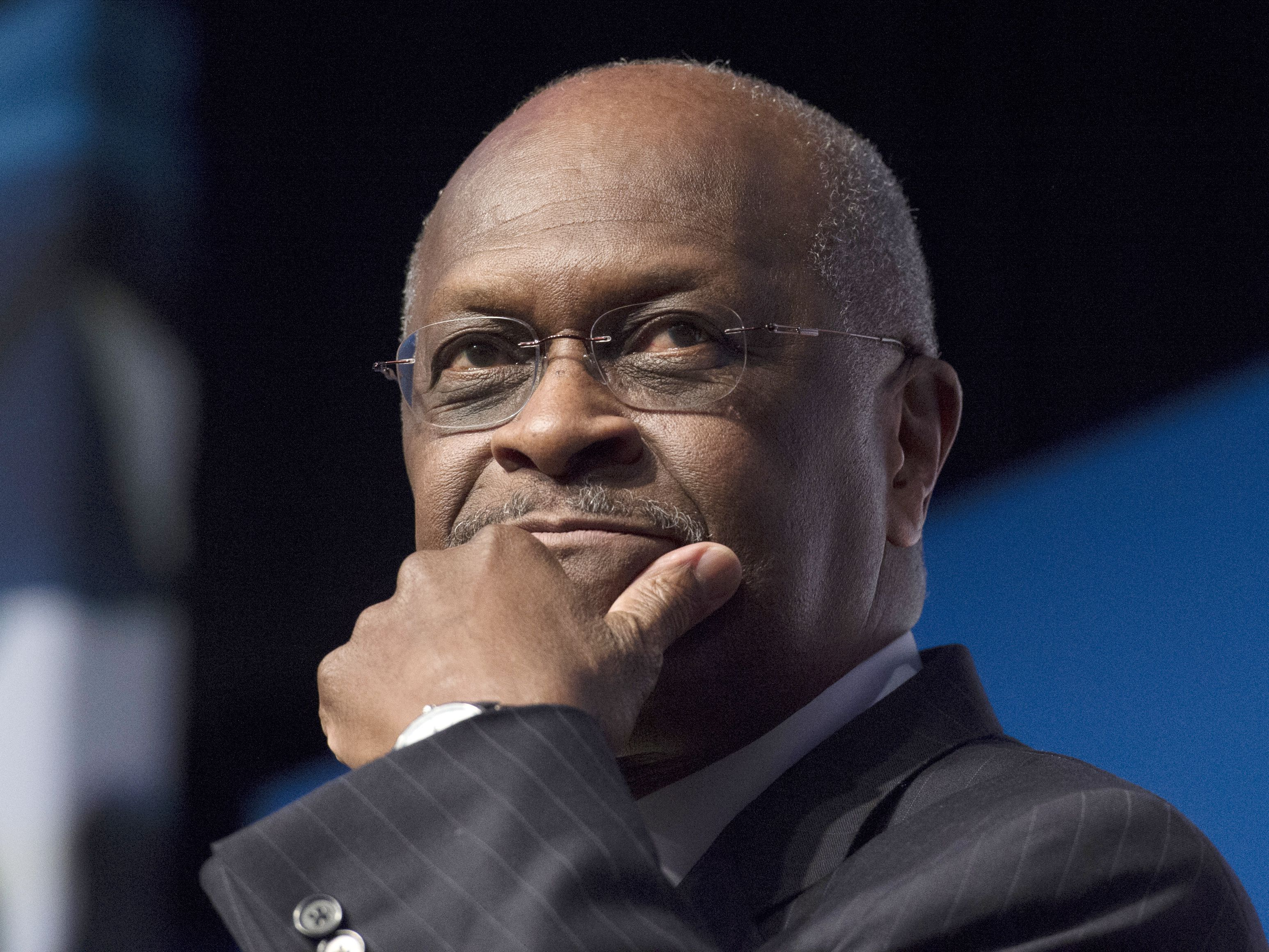 Trump says Herman Cain withdraws from consideration for Fed seat