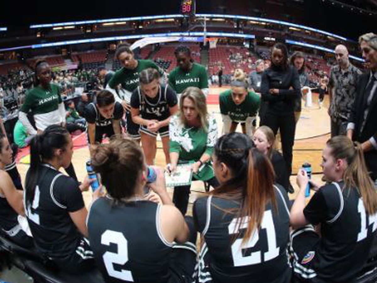 Hawaii loses heartbreaker to UC Davis, 58-50 in Big West Championship game