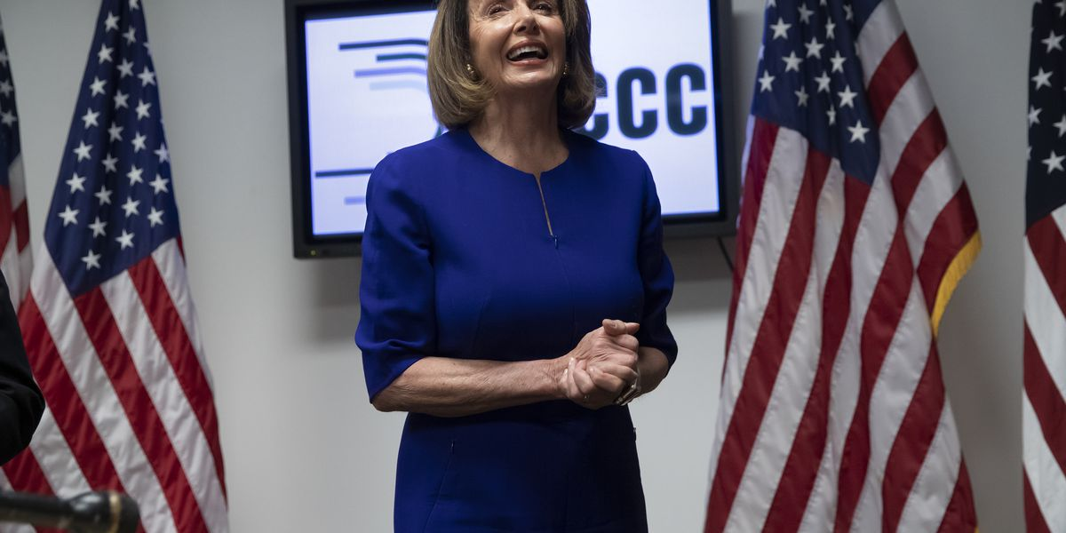 Pelosi's opponents counting on chaos to deny her speakership