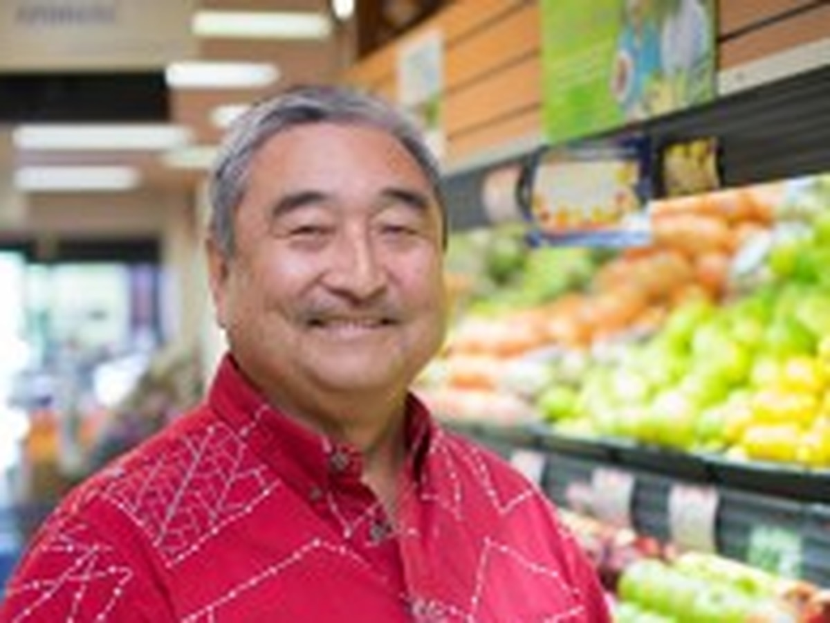 Chairman and C.E.O. of KTA Super Stores Barry Taniguchi dies