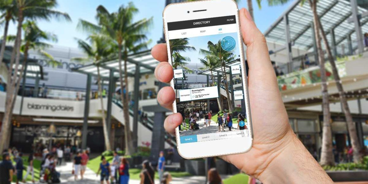 There's a new way to digitally explore the world's largest outdoor mall: Ala Moana Center