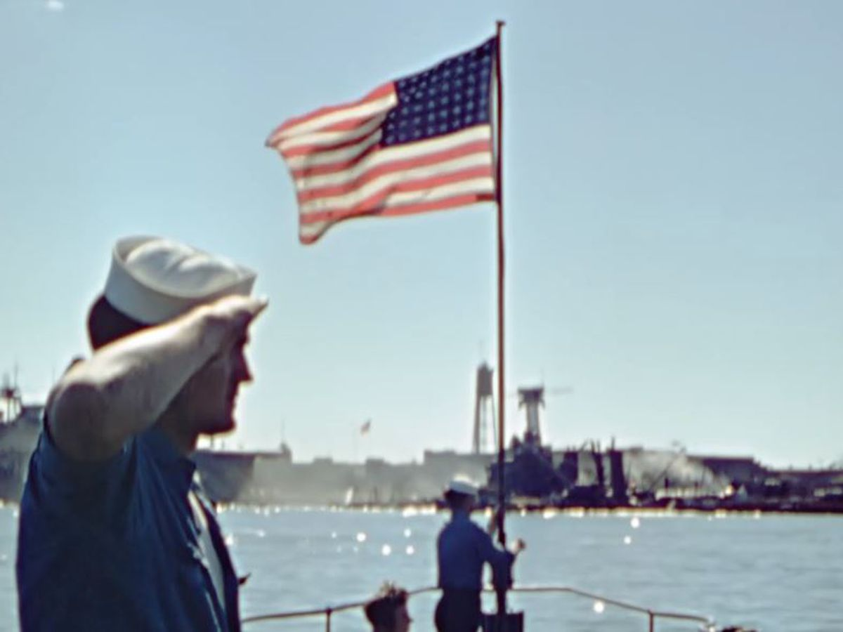 New documentary depicts the end of WWII through rare footage, firsthand accounts