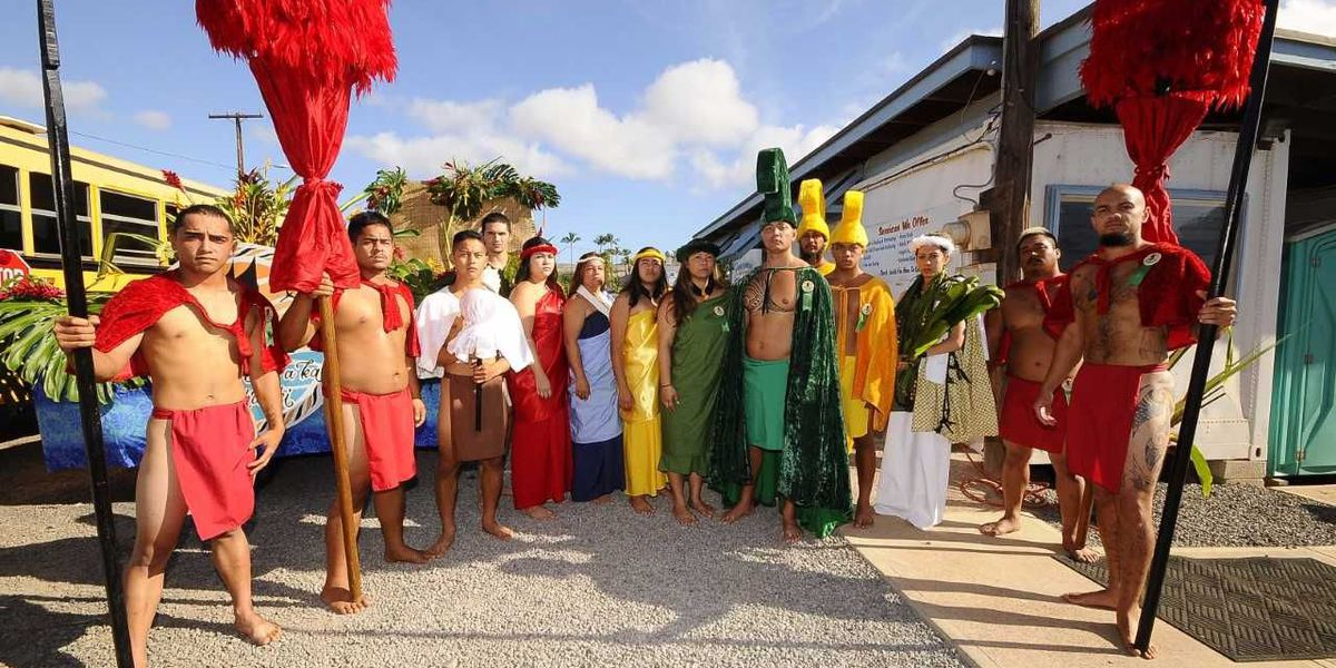 Hawaiian culture comes alive in Maui County for Festivals of Aloha