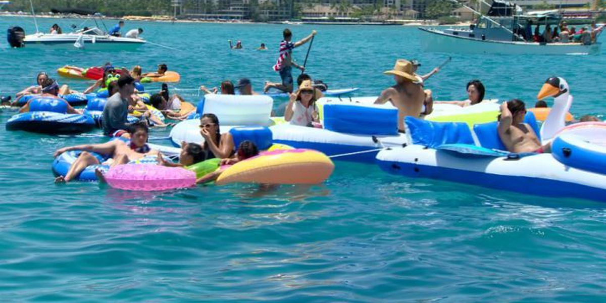 City Council to hear proposal that would crack down on 'floatilla' events