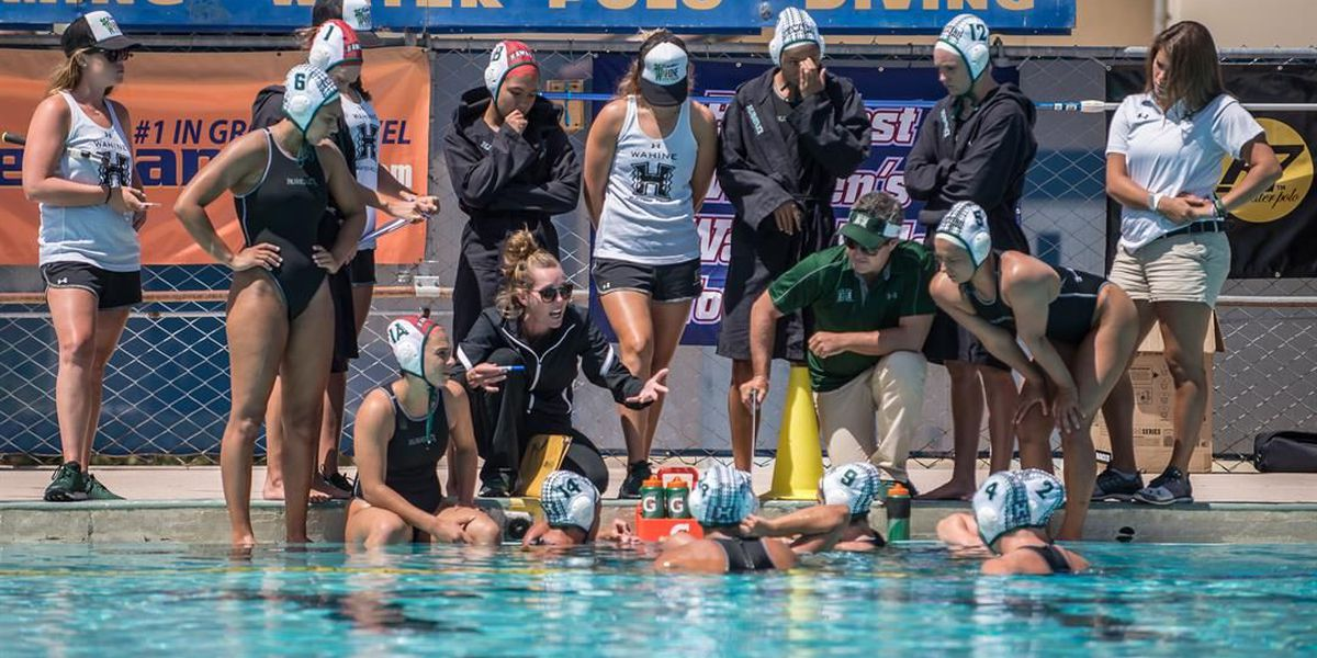 UH Water Polo finishes second at Big West Tournament