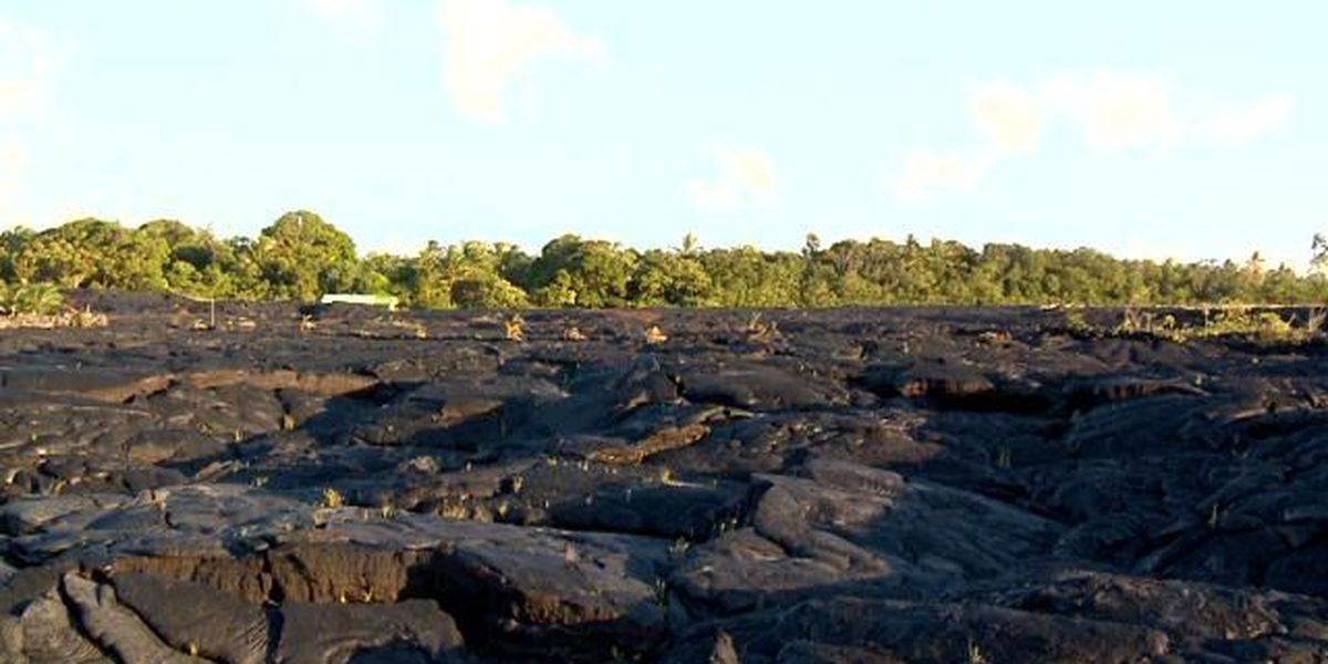 State advises residents downwind of lava flow to take precautions against smoke