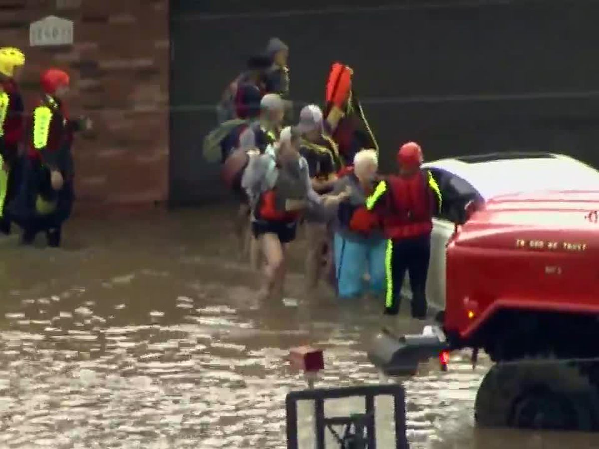 30 tornadoes, more flooding from storms in central US