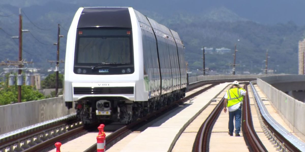 Final stretch of Honolulu rail line in disarray as board searches for new CEO