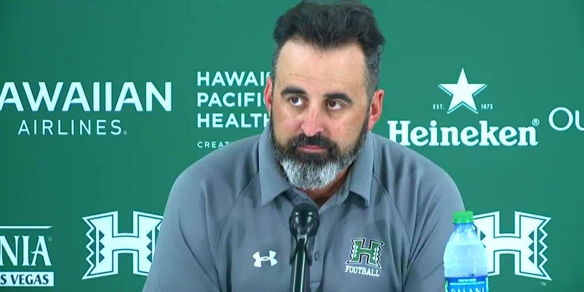 Nick Rolovich speaks about quarterback situation