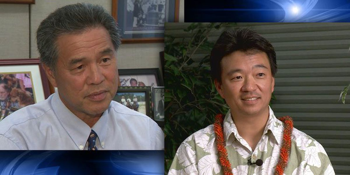 Shan Tsutsui and Clayton Hee to square off for Lieutenant Governor