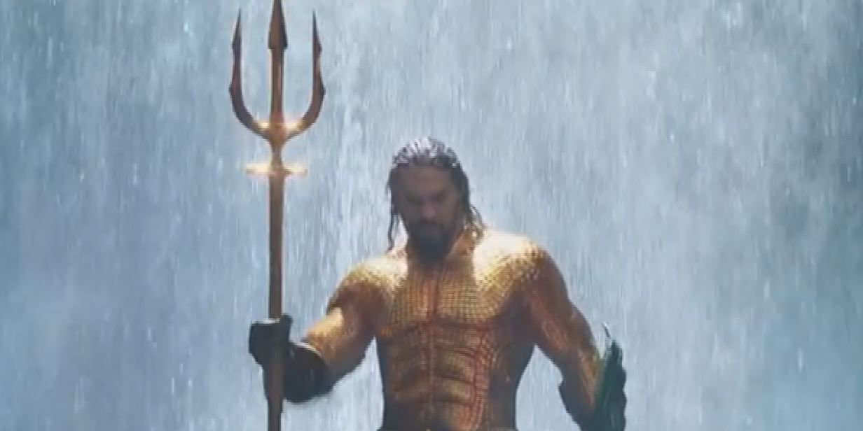 Aquaman in action: Momoa's superhero takes to Atlantis in new 5-minute trailer