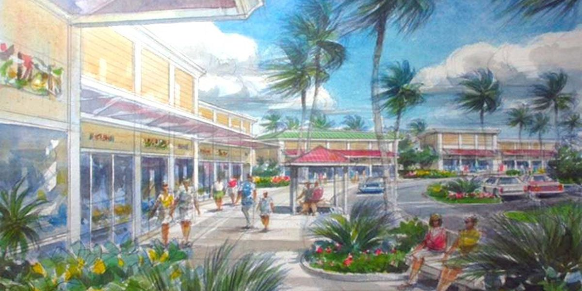 2 new shopping centers set for Big Island
