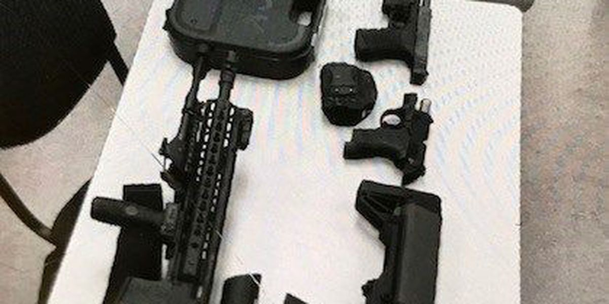 Police find large weapons cache in Waikiki raid prompted by disturbing online posts