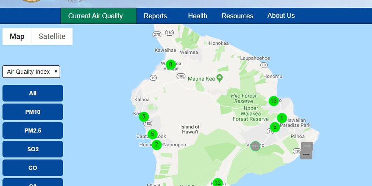 In wake of Kilauea eruption, Health Dept. launches new air quality Kilauea Us Map on kauai map us, pearl harbor map us, united states map us, honolulu map us, los angeles map us, volcano map us, san diego map us, anchorage map us, san francisco map us, washington map us, philadelphia map us, chicago map us, california map us, cleveland map us,