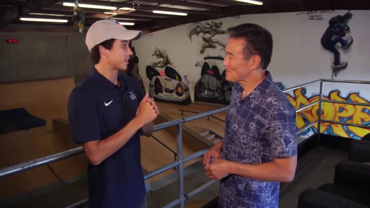 Pacific Pulse: Skateboarder Heimana Reynolds