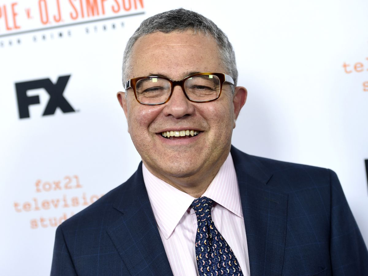 Toobin suspended by the New Yorker for 'personal' reasons