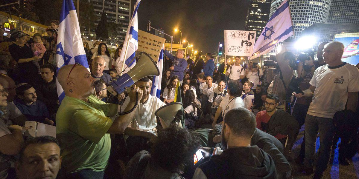 The Latest: Israeli PM's coalition partner seeks elections