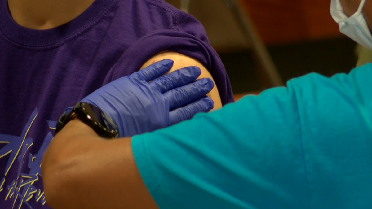 Clinics see high turnout as COVID vaccine eligibility expands to 12 to 15-year-olds