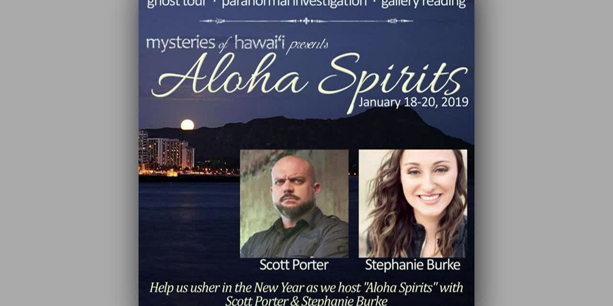 Reality TV stars featured at Aloha Spirits event