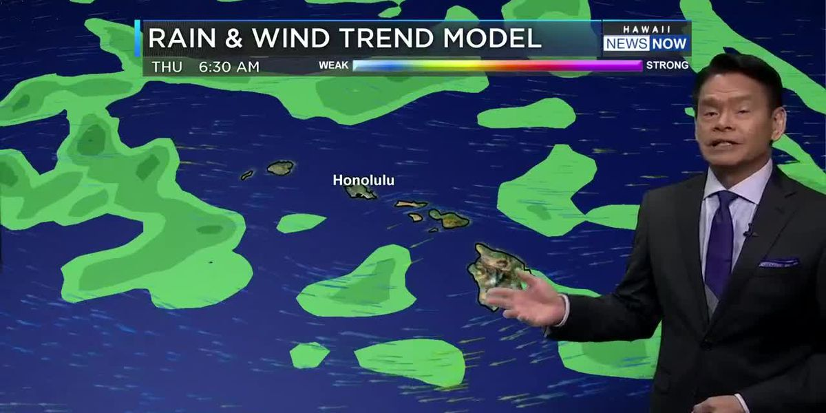 Forecast: Sunny and dry weekend continues, but more showers on the horizon