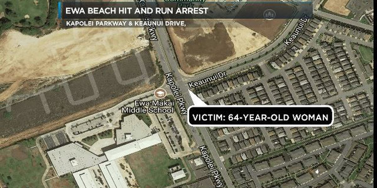 Drugs, speed possible factors in Ewa Beach hit-and-run