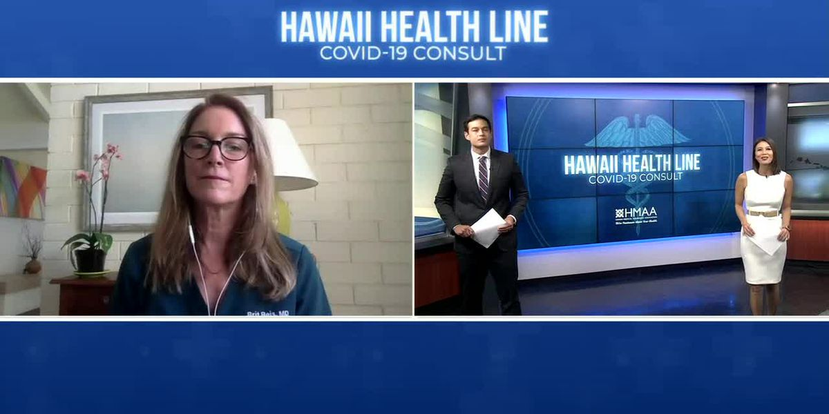 Hawaii Health Line: Q&A with Dr. Brett Reis (Part 1)
