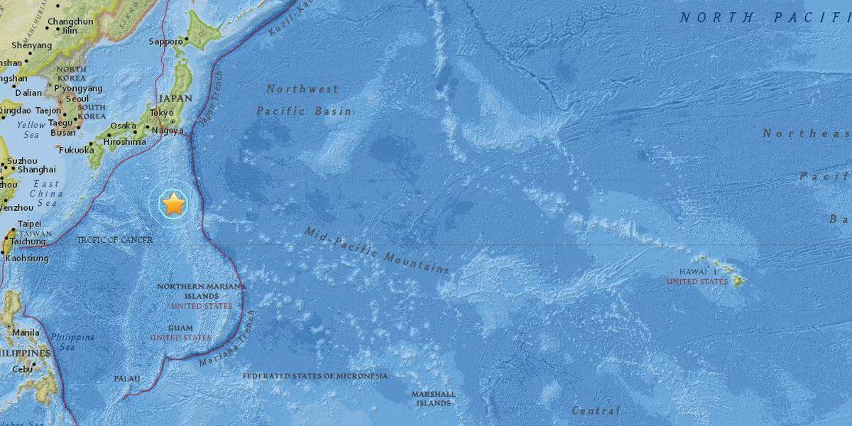 No tsunami threat to Hawaii after 6.3-magnitude earthquake rattles Japan