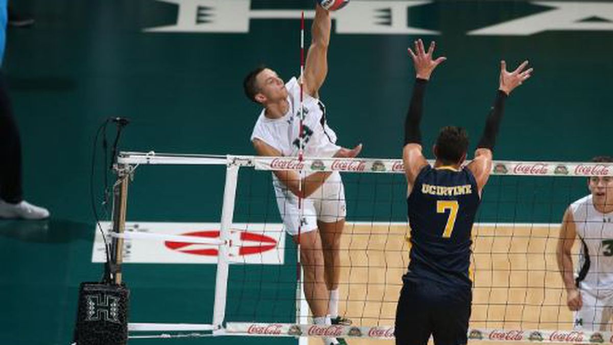Hawaii to take on Long Beach State in Big West title game after sweeping UC Irvine